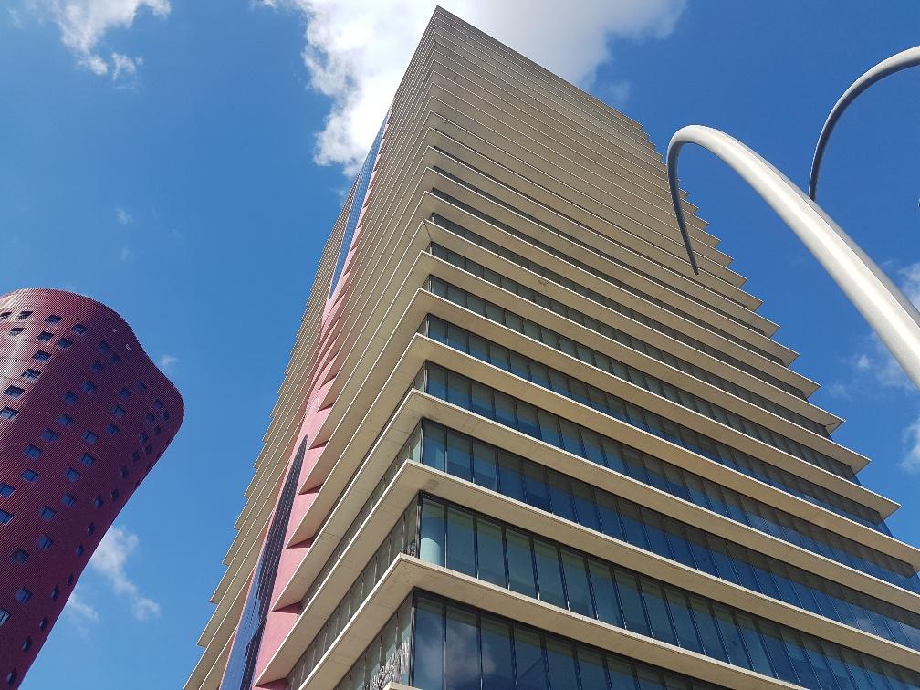 Torre REALIA BCN | Plaça Europa