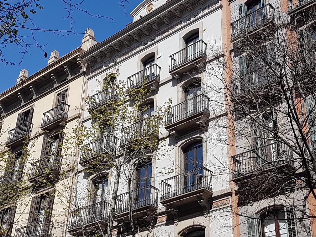 Office for rent en La Dreta de l´Eixample