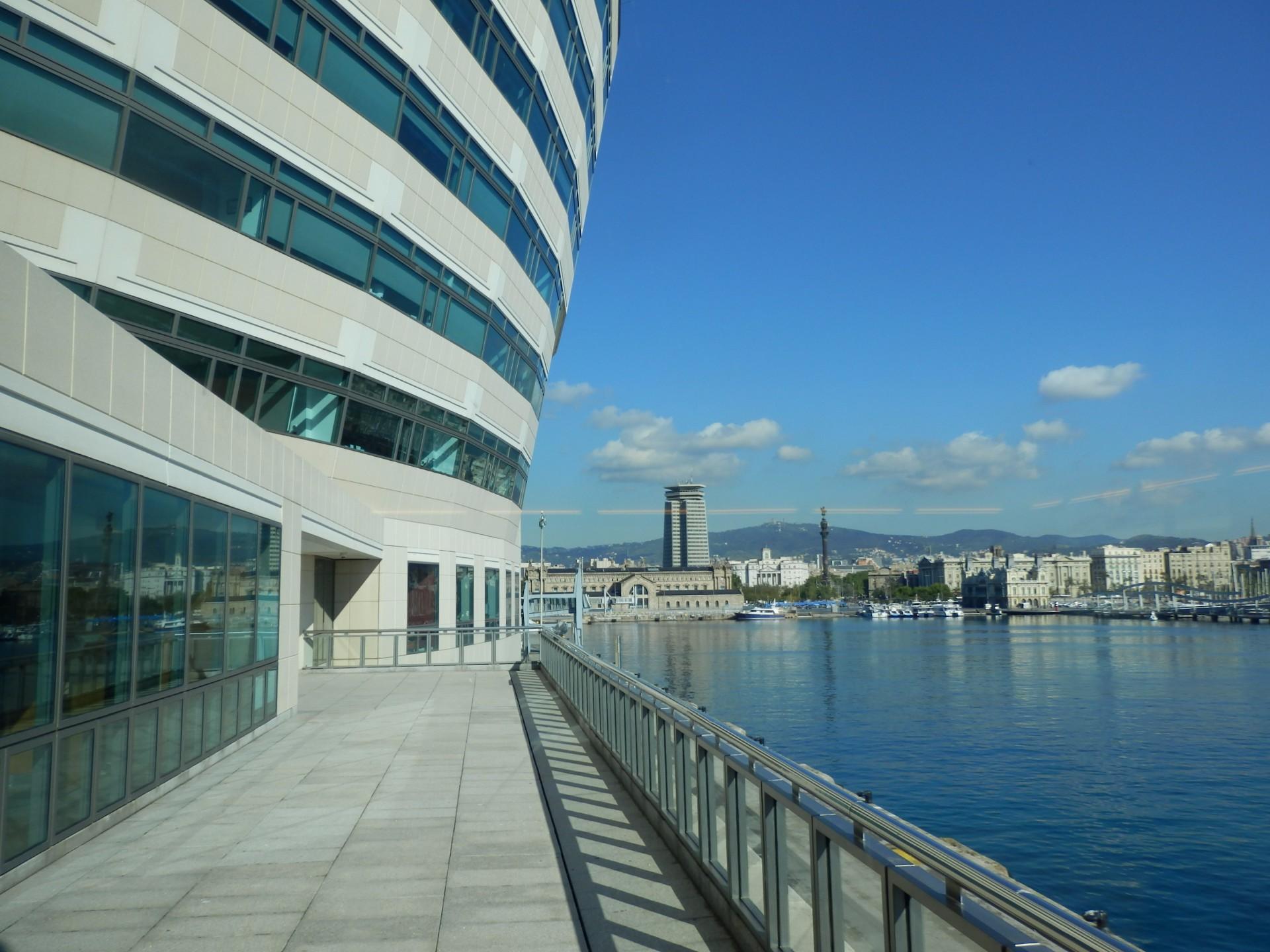 WTC Barcelona | oficinas frente al mar
