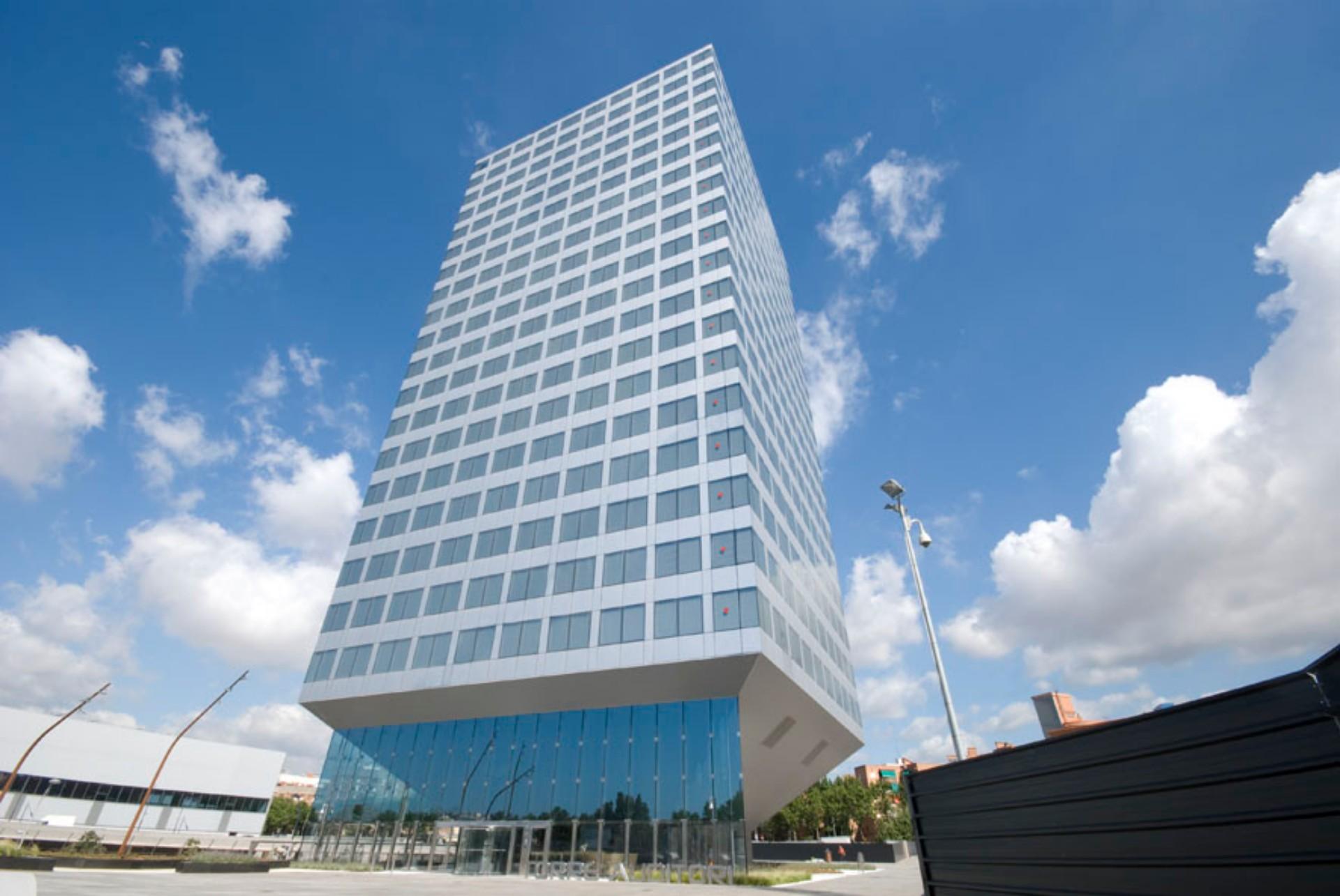 Torre Auditori    BCN Fira District